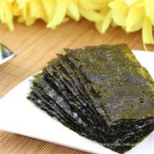 high quality gold silver green roasted seaweed yaki sushi nori