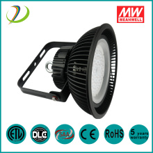 130lm / w ETL 100w luz LED Bay alta