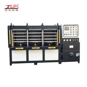 PU Sport Shoes Molding Machine