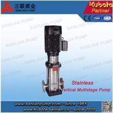 Cdlf Tipo Vertical Aço Inoxidável Centrífuga Multistage Inline Pump