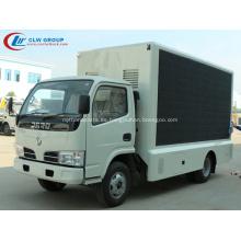 100% garantizado Dongfeng P6 Mobile LED Truck