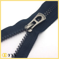 No5 Close End Plastic Resin Zipper para venda