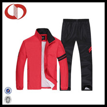 100% Polyester Sports Suit Men′s Tracksuit From China