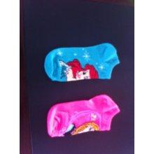 Calcetines Hello Kitty niña corte algodón