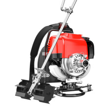 cortadora de césped eléctrica cortadora de cepillo de cuatro tiempos