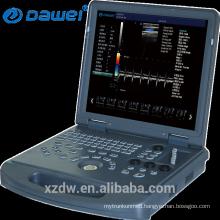 DW-C60 2D/3D Color doppler machine Laptop color doppler portable 3d ultrasound scanner