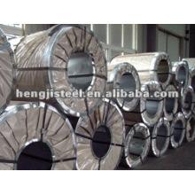 Hoja de acero galvanizado
