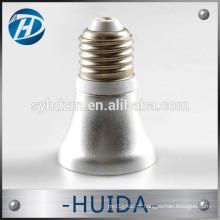 Peças de metal personalizadas CNC de precisão Abajur de alumínio