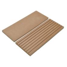 Solid / WPC / Plástico de madeira Composto Pavimento / Decking80 * 10 ao ar livre