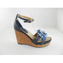 2016 Fashion Wedge Heel Women Sandals (HCY03-178)