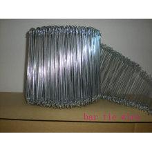 Bar Tie Wire, Reinforcing Steel Bar Binding Wire Ties