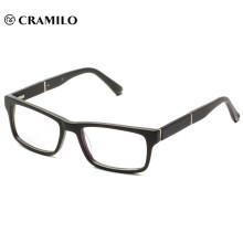 monturas de gafas ópticas gafas transparentes último acetato montura de gafas