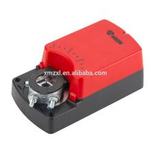 Atuador de amortecedor de ar condicionado para sistemas de HVAC
