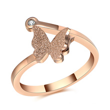 Lady Fashion Stainless Steel Jewelry Ringer Ring (hdx1040)
