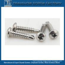 4.2X25mm DIN7504-N Pan Head Self Drilling Screws