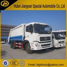 Camión de gestión de residuos tipo compresor Dongfeng