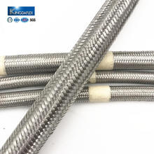 Temperature chemical flexible heat resistant hydraulic hose