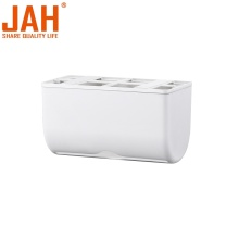 JAH Wall-mounted Plastic Kitchen Paper Box Storage