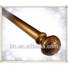 drapery hardware Knob Curtain Rod