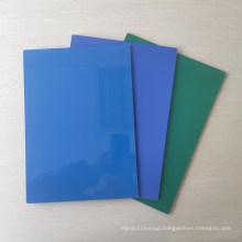 1.8mm-10mm Thickness Aluminium Composite Panel Custom Color Coating for Decoration
