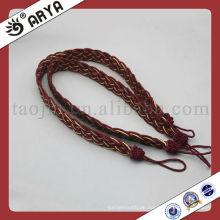 Großhandel dekorative Seil für Vorhang, Wohnkultur und Vorhang Valance Fasten und verschönern