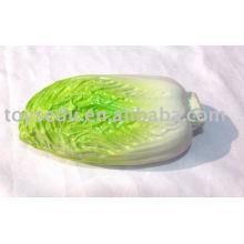 Emulational Vegetable cabbage toys for kids
