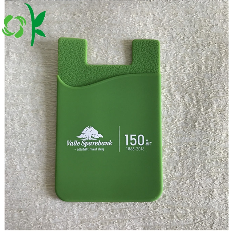 Silicone Card Holder Phone