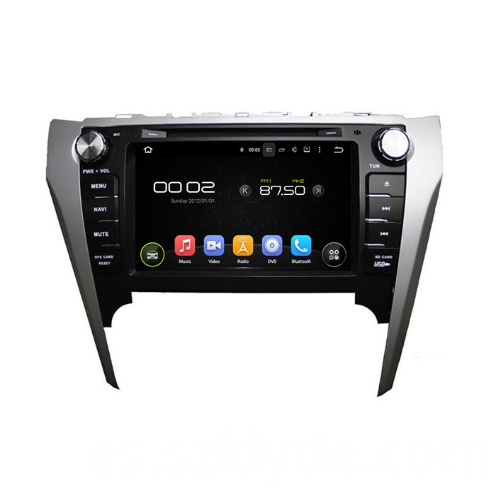 Car DVD Player for Toyota Camry 2012