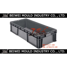 Plastic Straight Wall Container Mould