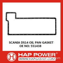 JUNTA PANEL DE ACEITE SCANIA DS14 551438