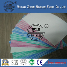 10mesh, 13mesh, 18mesh and 22mesh Spunlace Nonwoven Fabric for Family Kitchen Clean