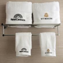 Cotton Bath Towels (White, 30 x 56 Inch) Luxury Bath Sheet Perfect for Home, Bathrooms, Pool & Gym Ringspun Cotton Towel