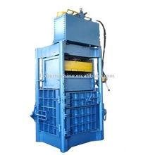 vetical metal baler