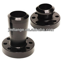 150LB aço carbono ANSI longo soldagem pescoço Flange
