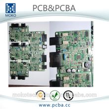 Quickturn tracker para vehículo pcba gps tracker pcba
