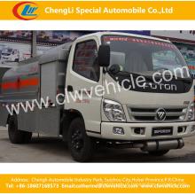 4X2 Foton 18.5cbm Aviação Aviação combustível caminhão Oil Delivery