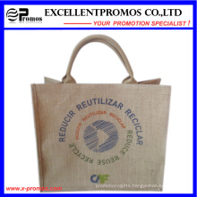 Eco-Friendly Logo Customized Promotional Jute Bag (EP-B581703)