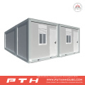 China Prefab Container House as Modular Living Home