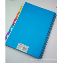 Best and High Quality PP Cover PVC Notebook