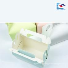 Free sample custom printing Food grade cake paper box