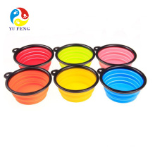 manufacturer wholesale green silicone dog bowls foldable outdoor convenient to carry dog water bowls manufacturer wholesale green silicone dog bowls foldable outdoor convenient to carry dog water bowls