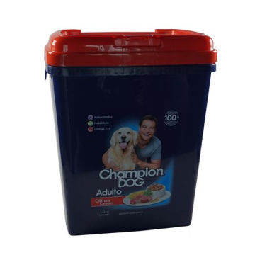 New Style Dog Pet Food Container