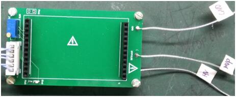 Demo Board of PCD02