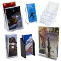 Großhandelskunden Acrylanzeige des Fotorahmens, Zeitschriftenrahmen