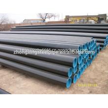 ASTM A 179 por 213 sem costura tubo de aço redondo