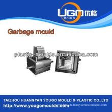 Moules domestiques en plastique poubelle poubelle moulage en plastique moule d'injection Taizhou Zhejiang Chine