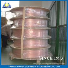 Tubo de cobre de la bobina de Lwc