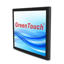 Cadre ouvert de 19 pouces pour moniteur à écran tactile
