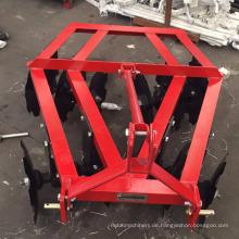 Agri / Farm machinery Neue 12-teilige gegensätzliche leichte Scheibenegge