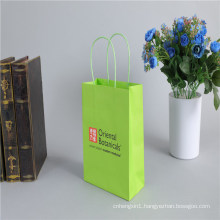 Kraft Paper Shopping Bag Professional Customized Packaging